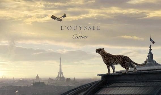 L'Odyssée de Cartier Advertising