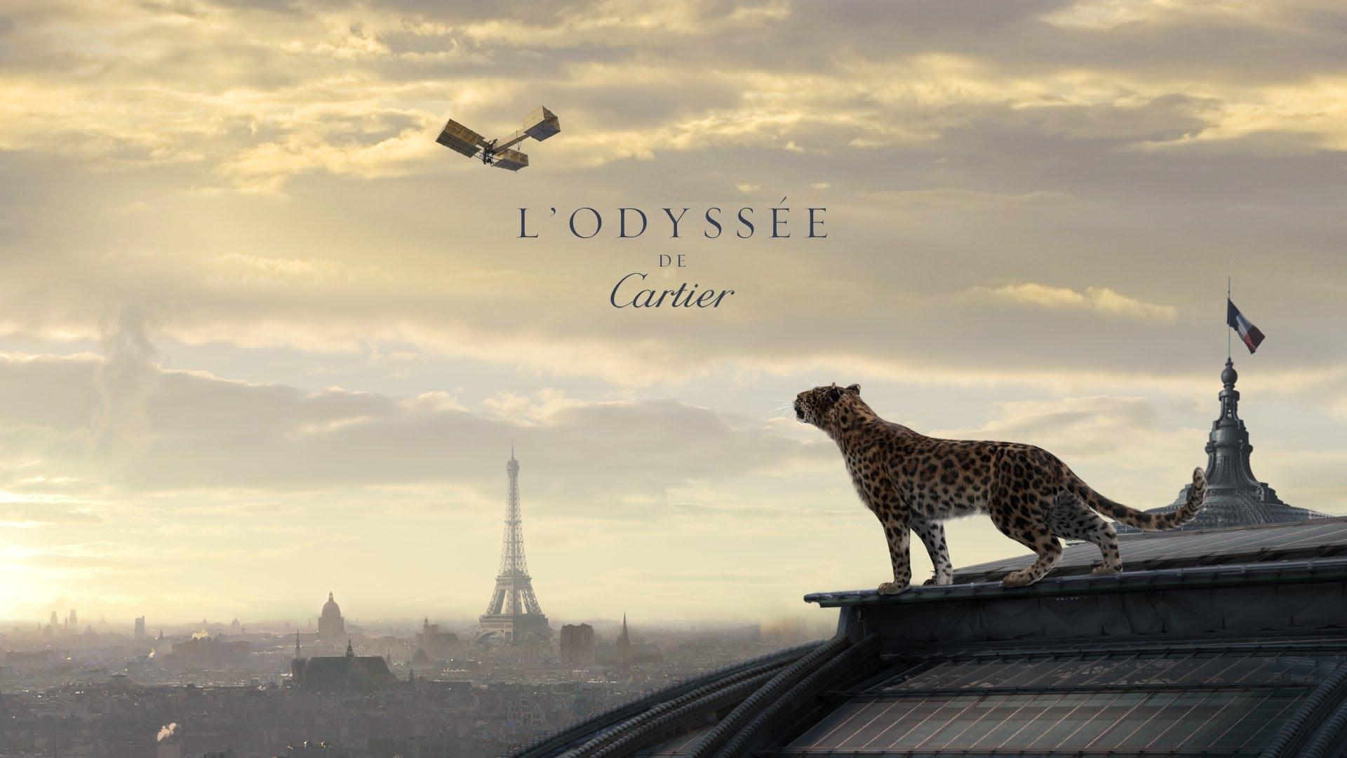 L'Odyssée de Cartier Advertising